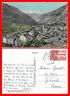 CPSM/gf ANDORRA-LA-VELLA (Andorre) / Capital Des Vallées, Vue Générale...H417 - Andorre
