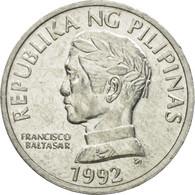 Monnaie, Philippines, 10 Sentimos, 1992, TTB, Aluminium, KM:240.2 - Philippines