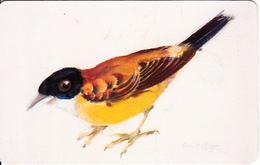 VENEZUELA(chip) - Bird, 09/96, Used - Sin Clasificación