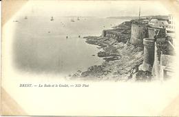 BREST  -- La Rade Et Le Goulet                                               -- ND - Brest