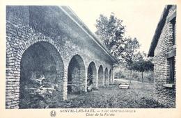 Genval-Les-Eaux-Parc Ornithologique-Cour De La Ferme - Rixensart