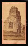 Nimes ORIGINAL CA 1880 Photographie Format CDV  (w5094) - Fotos