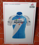 GIRO D'ITALIA 2018 PANINI C31 ISRAEL CYCLING ACADEMY - Trading Cards