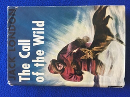 The Call Of The Wild, By Jack London, Grosset & Dunlap, 1931 - Children's