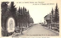 BANNEUX - L'itinéraire Indiqué Par La Vierge à Mariette Beco - Sprimont