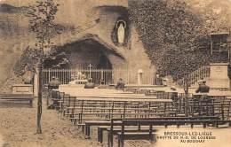 BRESSOUX-LEZ-LIEGE - Grotte De N.-D. De Lourdes Au Bouxhay - Zonder Classificatie