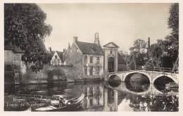 BRUGES - Entrée Du Béguinage - Brugge
