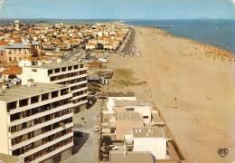 CPM - 34 - VALRAS PLAGE - Vue Panoramique Sur La Plage Et La Ville - France