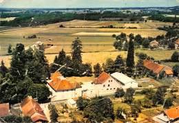 CPM - 39 - CHILLY-le-VIGNOBLE - La Colonie De Vacances Des Houillères Du Bassin Lorrain - Vue Aérienne - France