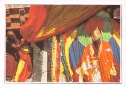 CPM - LADÂKH - Fête Annuelle Au Monastère D'Hémis - India