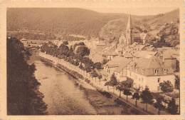 LA ROCHE En ARDENNE - L'Ourthe Et Le Boulevard - La-Roche-en-Ardenne