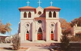 LAS CRUCES - St. Genevieve's Catholic Church - Etats-Unis