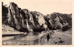 SY-sur-OURTHE - L'Ourthe Et Les Rochers Vers Palogne - Ferrieres