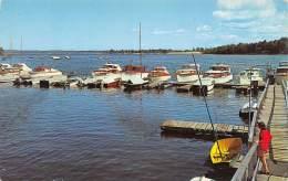 Yachting On SACANDAGA - NY - New York