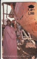 OMAN(GPT) - Boat Building, Sur, CN : 10OMNC(normal 0), Used - Oman