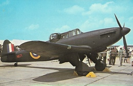 Photo  -  Boulton Paul Defiant Mark 1  (used As A Night Fighter) - 1939-1945: 2. Weltkrieg