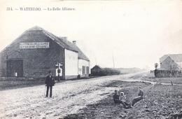 Waterloo-La Belle Alliance-Animée - Waterloo