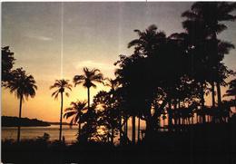 Portuguese Guinea - GUINE BISSAU - Archipel Bijagos - Coucher Du Soleil - Sunset - Guinea-Bissau