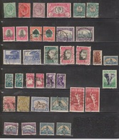 SOUTH AFRICA Lot Of Used - Nice Mix Some Minor Faults - Zuid-Afrika (...-1961)