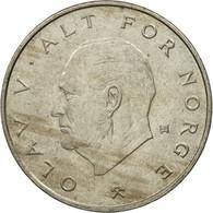 Monnaie, Norvège, Olav V, Krone, 1979, TTB, Copper-nickel, KM:419 - Norvège