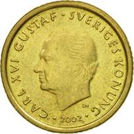 Monnaie, Suède, Carl XVI Gustaf, 10 Kronor, 2002, Eskilstuna, TTB - Suède