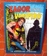 ZAGOR PANINI LE COPERTINE STORICHE C28 ZAGOR CONTRO IL VAMPIRO - Trading Cards