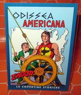 ZAGOR PANINI LE COPERTINE STORICHE C29 ODISSEA AMERICANA - Trading Cards