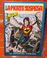 ZAGOR PANINI LE COPERTINE STORICHE C35 LA MORTE SOSPESA - Trading Cards