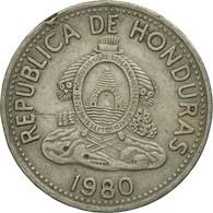 Monnaie, Honduras, 10 Centavos, 1980, TTB, Copper-nickel, KM:76.2 - Honduras