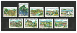 Turkey - 2008 - ( Turkey Provinces - 2nd Complete Set ) - MNH (**) - 1921-... República