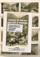 ANDORRE CATALOGUE CARTES POSTALS RECULL Nº 1 - Andorre