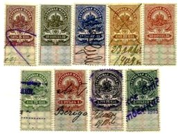 RUSSIA, Stamp Duty, Used, F/VF - 1857-1916 Empire
