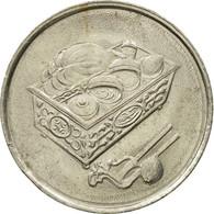 Monnaie, Malaysie, 20 Sen, 1991, SUP, Copper-nickel, KM:52 - Malaysie