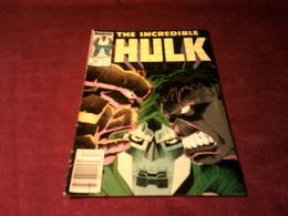 THE  INCREDIBLE  HULK  No 350 DEC - Marvel