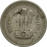 Monnaie, INDIA-REPUBLIC, 25 Paise, 1974, TTB, Copper-nickel, KM:49.1 - Inde