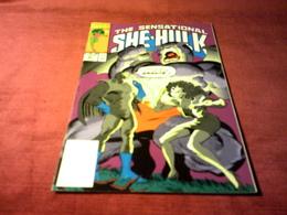 THE  SENSATIONAL  HULK  No  27 MAY - Marvel