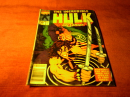 THE  INCREDIBLE  HULK  No 380 APR - Marvel