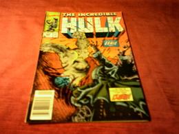 THE  INCREDIBLE  HULK  No 368 APR - Marvel