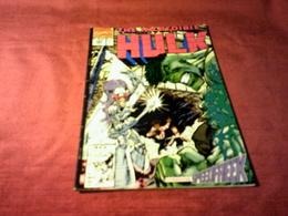 THE  INCREDIBLE  HULK  No 388  DEC - Marvel