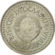 Monnaie, Yougoslavie, 100 Dinara, 1988, TTB, Copper-Nickel-Zinc, KM:114 - Joegoslavië