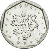Monnaie, République Tchèque, 20 Haleru, 1994, TTB, Aluminium, KM:2.1 - Tchéquie