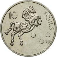 Monnaie, Slovénie, 10 Tolarjev, 2002, TTB, Copper-nickel, KM:41 - Slovénie