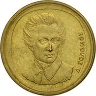 Monnaie, Grèce, 20 Drachmes, 1990, TTB, Aluminum-Bronze, KM:154 - Grèce