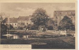 AK 0031  Krakow - Wodotrysk Na Plantations / K. K. Österreich Um 1914 - Polen