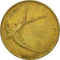 Monnaie, Slovénie, 2 Tolarja, 1995, TTB, Nickel-brass, KM:5 - Slovénie