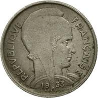 Monnaie, France, Bazor, 5 Francs, 1933, Paris, TTB, Nickel, Gadoury:753, KM:887 - France