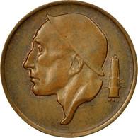 Monnaie, Belgique, Baudouin I, 50 Centimes, 1966, TTB, Bronze, KM:148.1 - 1909-1934: Albert I