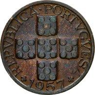 Monnaie, Portugal, 10 Centavos, 1957, TTB, Bronze, KM:583 - Portugal