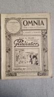 RARE OMNIA REVUE PRATIQUE DE LOCOMOTION N°49  DECEMBRE  1906 FORMAT 25 X 31 CM - Auto
