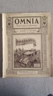 RARE OMNIA REVUE PRATIQUE DE LOCOMOTION N°65 MARS 1907  FORMAT 25 X 31 CM - Auto